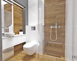 Łazienka w bloku - zdjęcie od DCODE