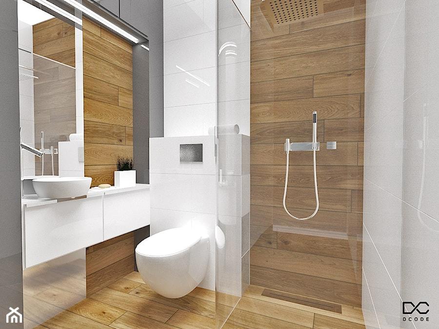 łazienka W Bloku Zdjęcie Od Dcode Homebook