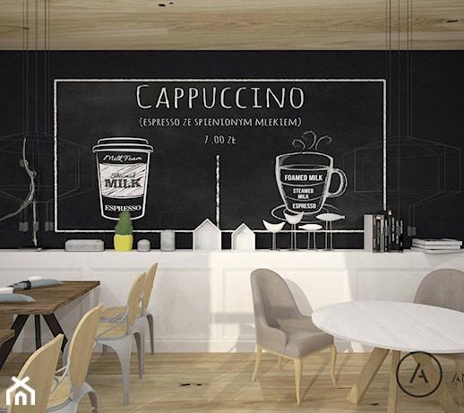 W Ultra wyposażenie kawiarni sprzedam - pomysły, inspiracje z homebook WM26