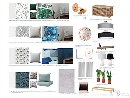 Aranżacje wnętrz - Sypialnia: sypialnia na poddaszu - Sypialnia, styl skandynawski - dopracownia architektoniczna. Przeglądaj, dodawaj i zapisuj najlepsze zdjęcia, pomysły i inspiracje designerskie. W bazie mamy już prawie milion fotografii!