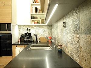 nowoczesna kuchnia - zdjęcie od dopracownia architektoniczna