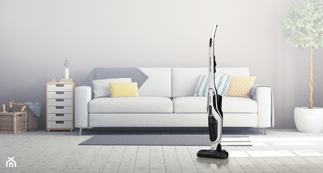 удобное устройство для уборки в гостиной
