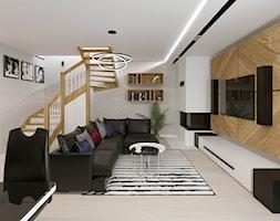 Salon+-+zdj%C4%99cie+od+Pracownia+Projektowa+Decoretti+-+Agata+Jachimowicz