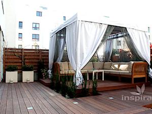 Ogród nowoczesny - zdjęcie od Studio projektowe INSPIRACJE