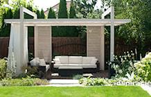 Ogród styl Nowoczesny - zdjęcie od Studio projektowe INSPIRACJE