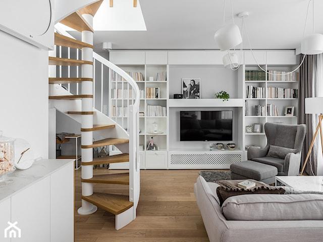 Mieszkanie w stylu Audrey