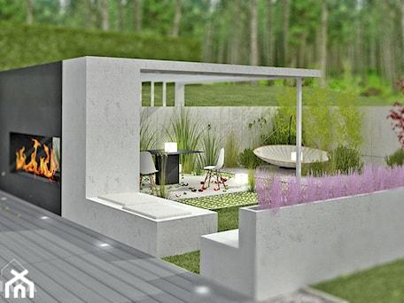 Aranżacje wnętrz - Ogród: ogród - MΛKΛ Studio. Przeglądaj, dodawaj i zapisuj najlepsze zdjęcia, pomysły i inspiracje designerskie. W bazie mamy już prawie milion fotografii!