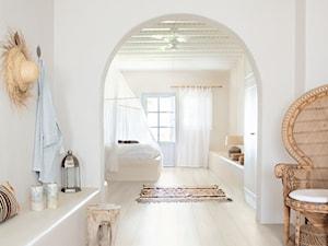 Podłoga laminowana Signature - Salon, styl minimalistyczny - zdjęcie od Quick Step