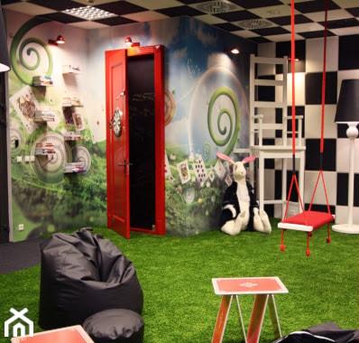 Crazy Room - zdjęcie od Arkadiusz Grzędzicki projektowanie wnętrz