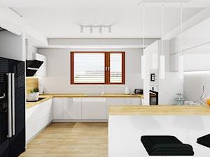 Kuchnia o powierzchni 15 m2 / Pyrzyce