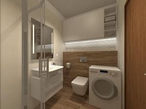 Łazienka w stylu minimalistycznym 2
