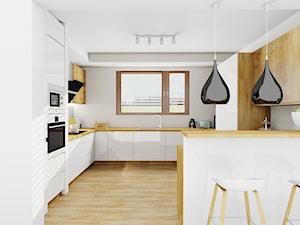 Kuchnia o powierzchni 15 m2 2 / Pyrzyce