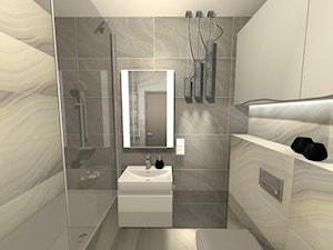 Łazienka w stylu nowoczesnym 2