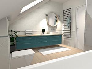 3 oblicza łazienki - jedno wnętrze, trzy odsłony