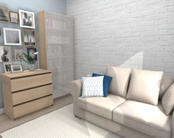 Dodatkowy pokój - zdjęcie od Feel-Project