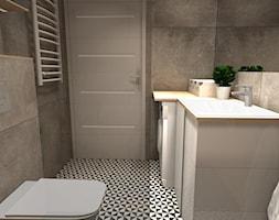Nowoczesna łazienka z płytką Vives - zdjęcie od Feel-Project