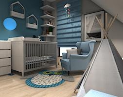 Pokój maluszka - zdjęcie od Feel-Project