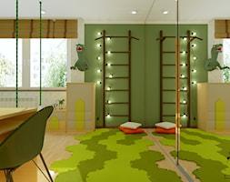 Pokój dla 5-letniego fana dinozaurów - zdjęcie od Feel-Project - Homebook