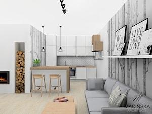 MACIŃSKA ARCHITEKCI - Architekt / projektant wnętrz