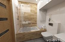 Łazienka styl Skandynawski - zdjęcie od Voight Interiors