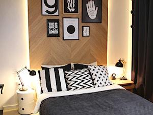 Dzień dobry! Proszę o informację co za panele/deski są na scianie? Obecnie pracuję nad projektem sypialni i tego typu jodełka byłaby idealna! Będę ogromnie wdzieczna za informację!