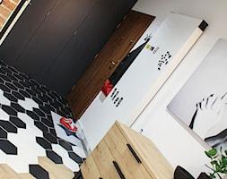 Moje Pierwsze M - 53.5 m2 - Sląsk - Hol / przedpokój, styl eklektyczny - zdjęcie od Grzegorz - Mały Inwestor