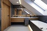 Projekt wnętrz - mieszkanie w Krakowie - zdjęcie od BEFORECONCEPT - Homebook