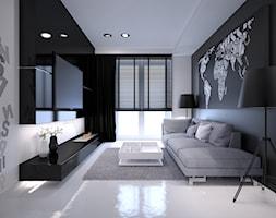 Projekt mieszkania w Krakowie 2 - zdjęcie od BEFORECONCEPT