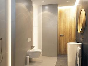 Mini łazienka - zdjęcie od BEFORECONCEPT