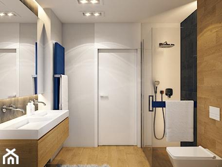 Aranżacje wnętrz - Łazienka: WARSZAWA 170m2 - Średnia beżowa szara łazienka w bloku w domu jednorodzinnym bez okna, styl nowoczesny - BEFORECONCEPT. Przeglądaj, dodawaj i zapisuj najlepsze zdjęcia, pomysły i inspiracje designerskie. W bazie mamy już prawie milion fotografii!