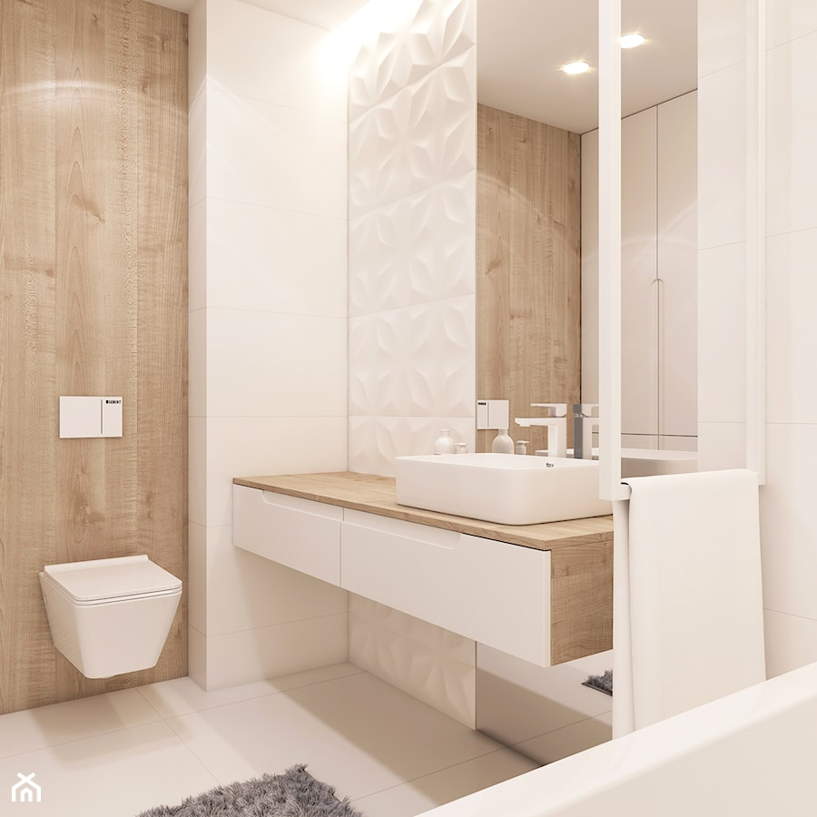 Jasna łazienka Zdjęcie Od Beforeconcept Homebook