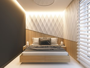 Sypialnia - zdjęcie od BEFORECONCEPT