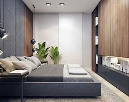 Apartament w Katowicach - zdjęcie od BEFORECONCEPT - Homebook