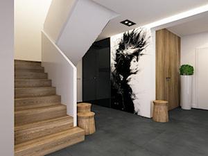 Projekt wnętrz domu w Miechowie. - zdjęcie od BEFORECONCEPT