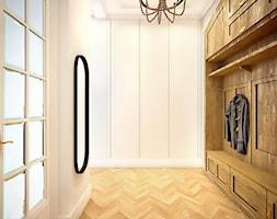 Luksusowy apartament w kamienicy - Hol / przedpokój, styl klasyczny - zdjęcie od Boho Studio - Homebook