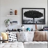 Poduszki dekoracyjne - sposób na szybką odmianę wnętrza - Anna Poprawska, Dekoracje