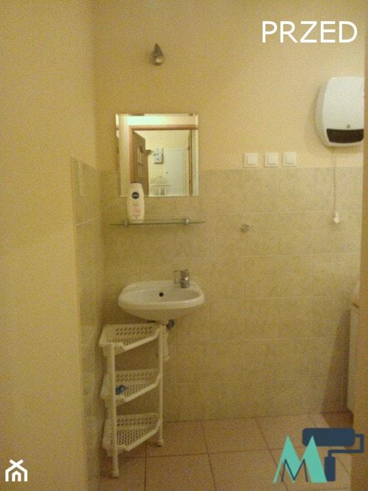 Stara łazienka Przed Metamorfozą Zdjęcie Od Mieszkaniowe
