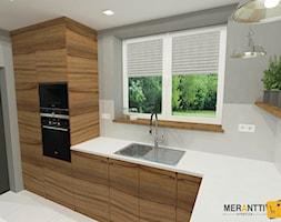 Aran%C5%BCacja+kuchni+8m2+w+domu+jednorodzinnym+w+Lidzbarku+Warmi%C5%84skim+-+zdj%C4%99cie+od+Merantti+design+Anna+Koronowska
