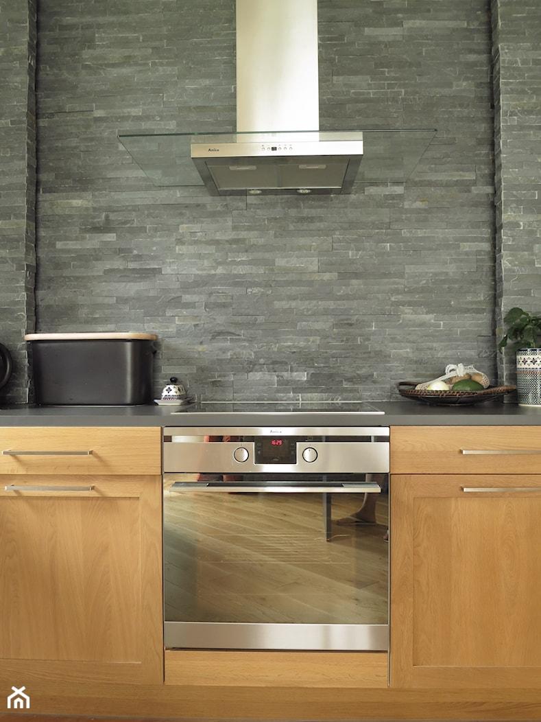 Mieszkanie 80m2, Warszawa - Kuchnia, styl minimalistyczny - zdjęcie od IDeALS   interior design and living store - Homebook