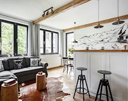 Salon styl Skandynawski - zdjęcie od www.tatrytop.pl