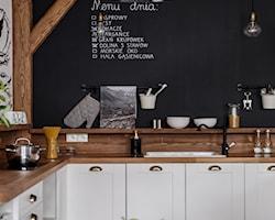 Mała kuchnia - aranżacje, pomysły, inspiracje