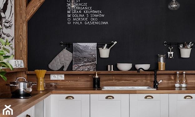 dekoracja kuchni farba magnetyczna