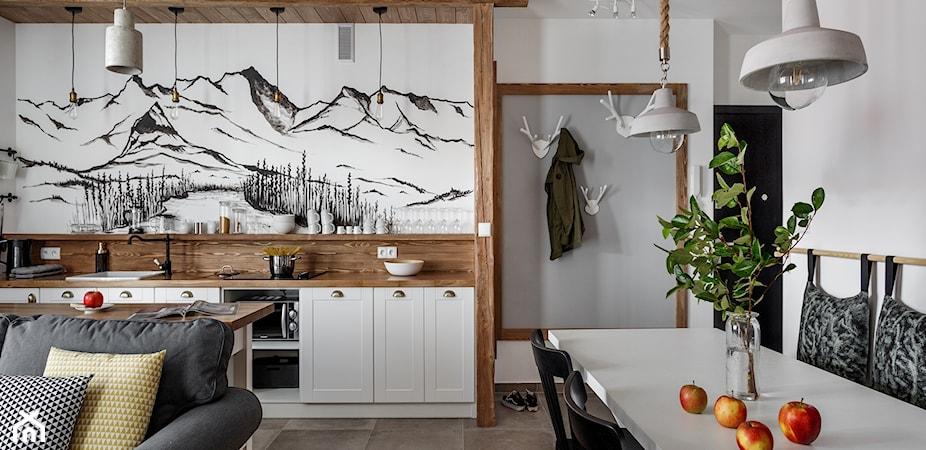 Jakie wybrać lampy do kuchni w stylu skandynawskim?