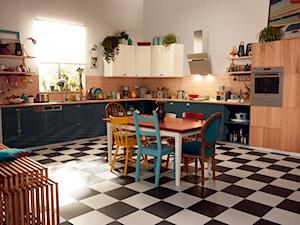 Nie tylko biel! 5 kolorów dla nowoczesnej kuchni