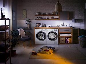 Pralka w kuchni czy w łazience? Dowiedz się gdzie najlepiej ustawić pralkę!
