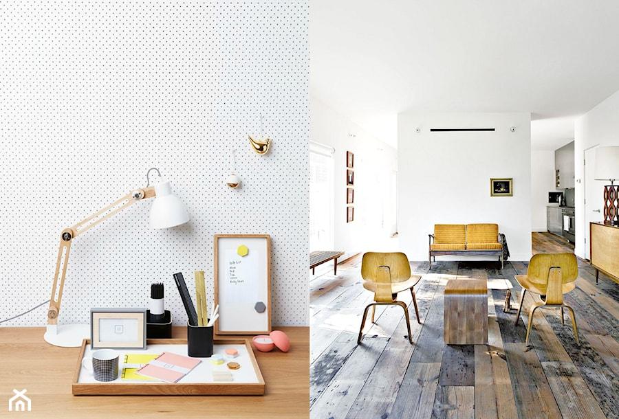 a2b33b79b851f4 Aranżacje wnętrz - Salon: Jak ocieplić mieszkanie kolorem? Kolor ochry -  naturalne barwy ziemi