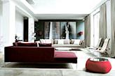 Przełomowy kolor bordowy na jesień - odważne i kreatywne podejście do wnętrza. - zdjęcie od cleo-inspire - Homebook