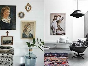 Dzieło sztuki w domu. W jaki sposób jeden obraz potrafi oddziaływać na pomieszcz