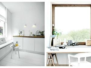 Jak wykreować małą przestrzeń przy oknie, jako kącik śniadaniowy?
