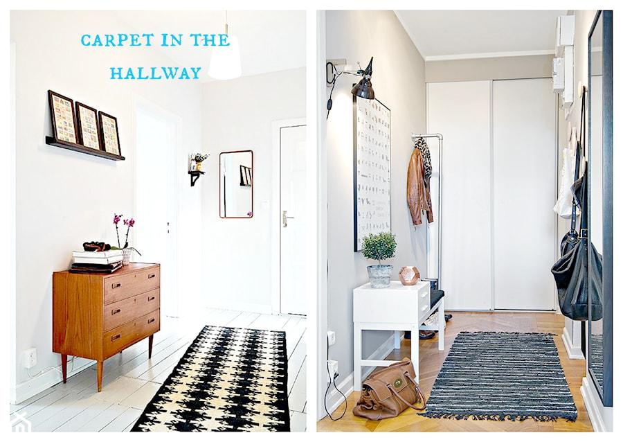 Idealny dywan do przedpokoju. - zdjęcie od cleo-inspire